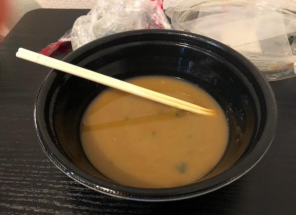 麺の量は少なめでスープが少し濃いも、家系ラーメンの味をしっかりと楽しめた